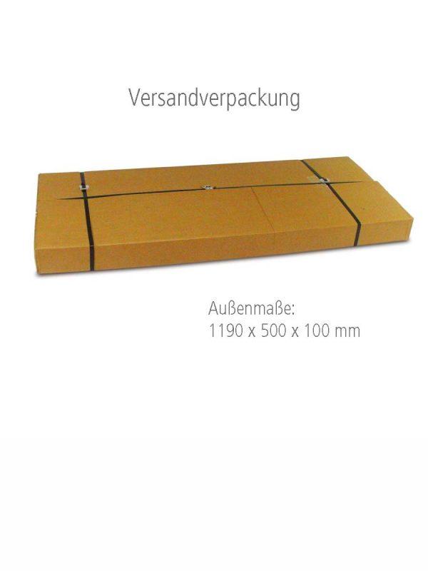 Versandverpackung für Beachflags