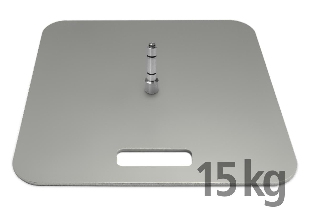 15kg-Bodenplatte