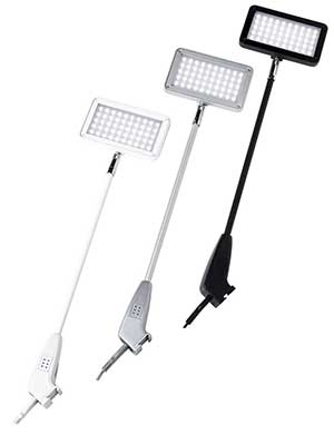 Wand LED Strahler, 11 Watt