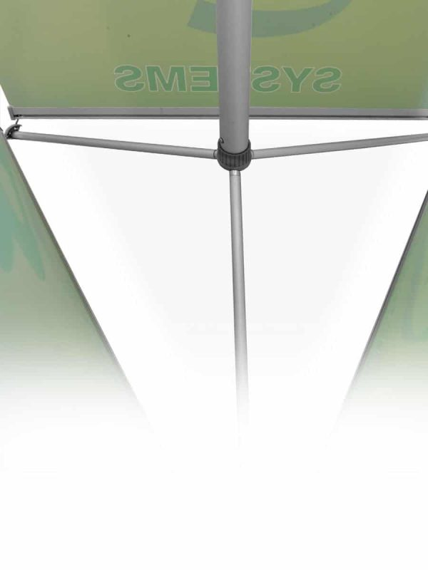Triside Banner Display
