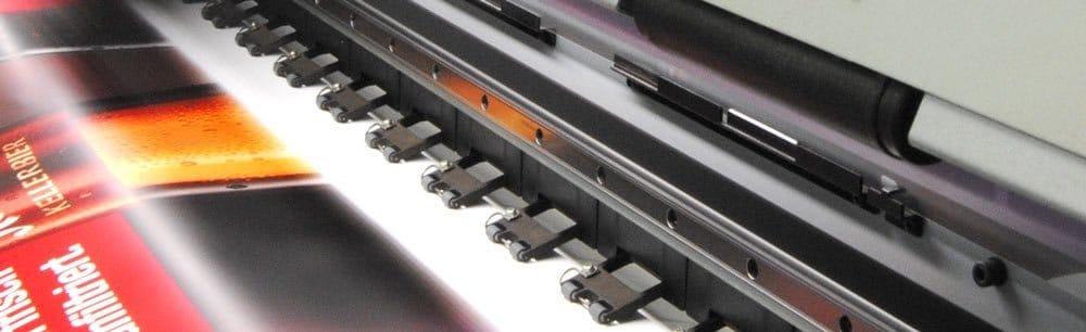 Signa-Shop - Großforamtdrucker im Einsatz