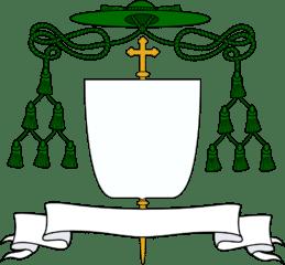Bischofswappen Blankoversion