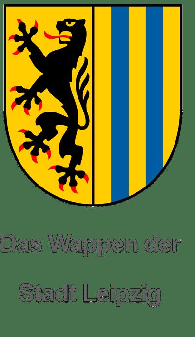Stadtwappen der Stadt Leipzig
