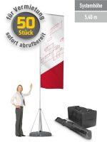 Mobiler Fahnenmast EVENT 540