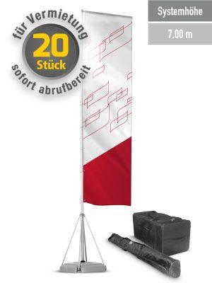 Mobiler Fahnenmast EVENT 700