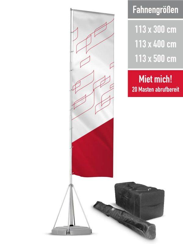 Mobile Fahnenmast EVENT 700