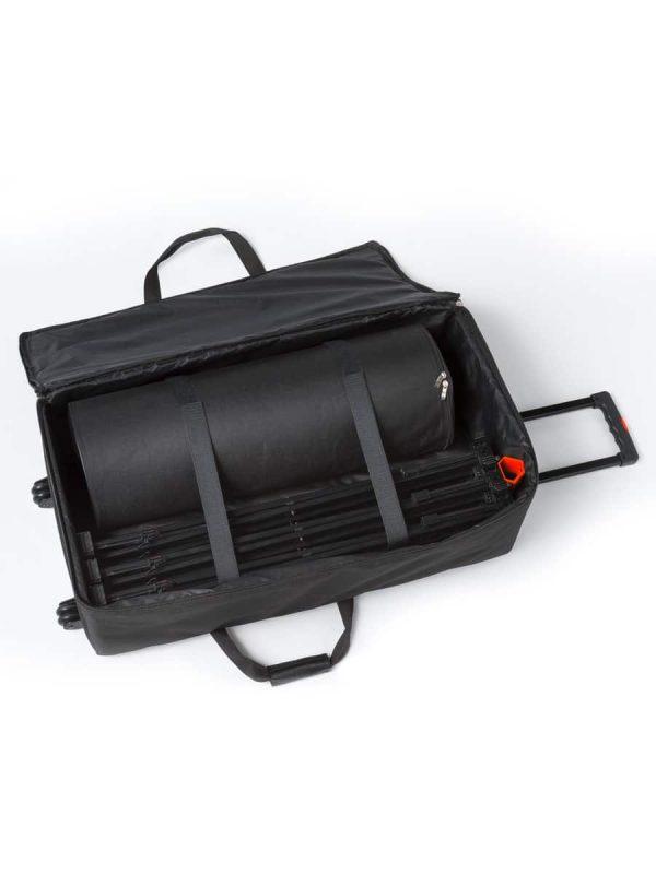 Transporttasche der PopUp Werbesäule