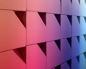 Sitzwürfel anlässlich zur Bauhaus Eröffnung in Weimar