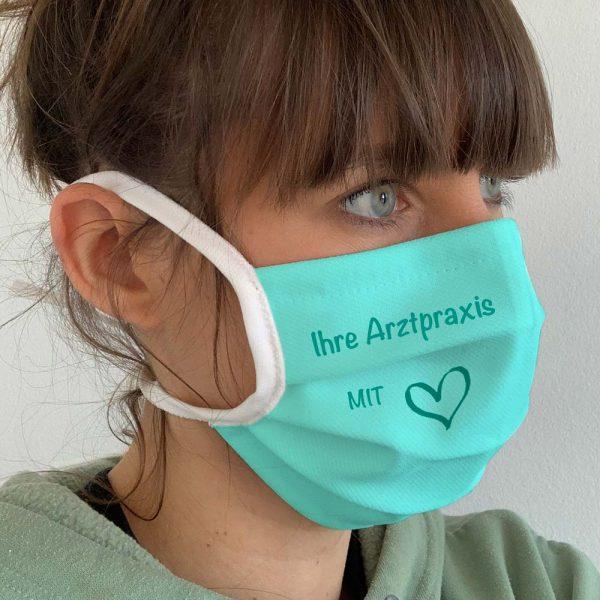 Mund-und Nasenmaske, Modell Comfort