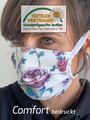 Mund- und Nasenmaske Comfort