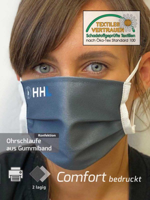 Mund- Nasenmasken als Alltagsmaske
